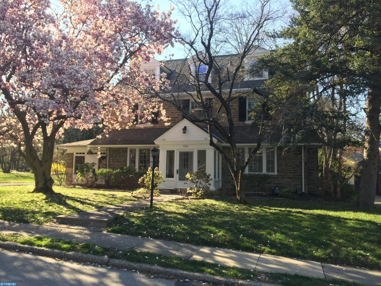 7914 Heather Rd, Elkins Park, PA 19027